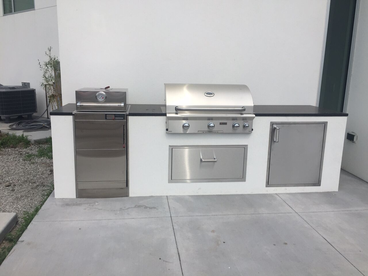 Outdoor Kitchens - Capital Patio & Flame Shop