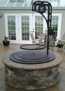 Breeo Zentro Fire Pit Capital Patio Amp Flame Shop